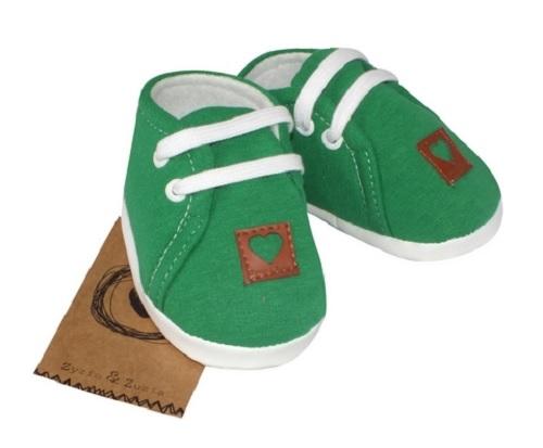 z-z-jarni-kojenecke-boticky-capacky-zelene-6-12-m-6-12mesicu