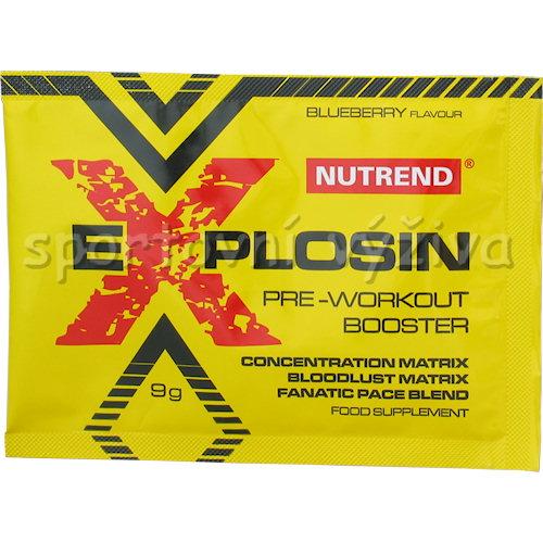 Explosin 20x9 g sáčky-boruvka