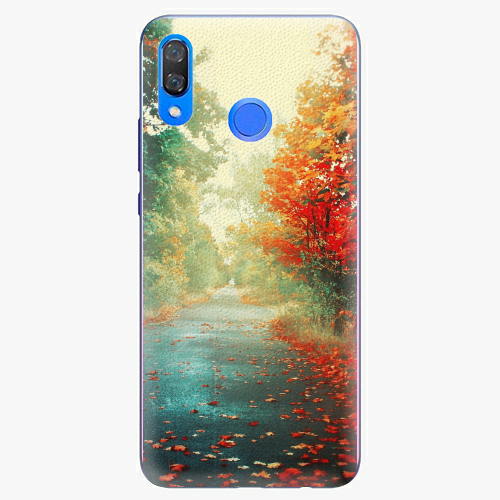 Plastový kryt iSaprio - Autumn 03 - Huawei Y9 2019
