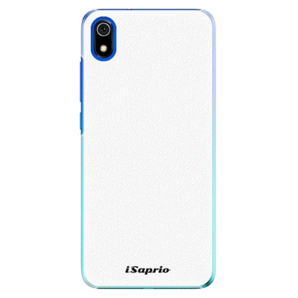 Plastové pouzdro iSaprio - 4Pure - bílý - Xiaomi Redmi 7A