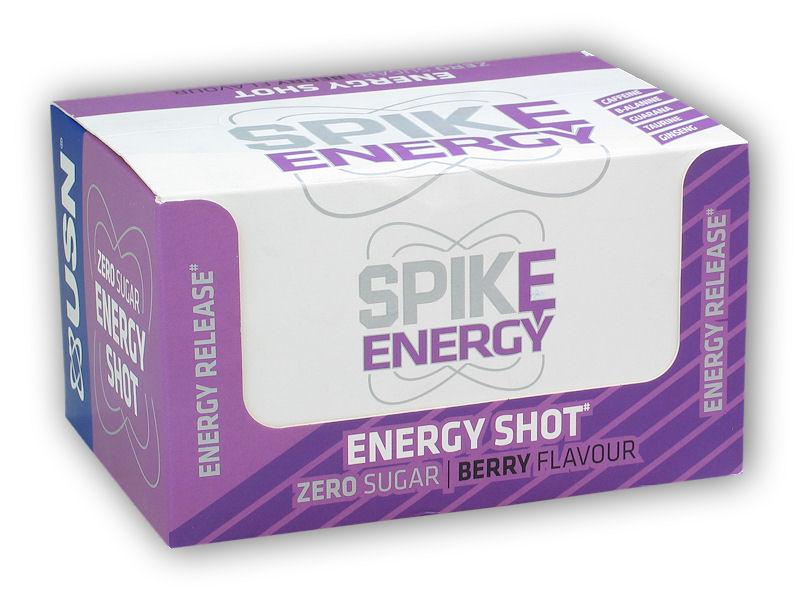 Spike enery shot