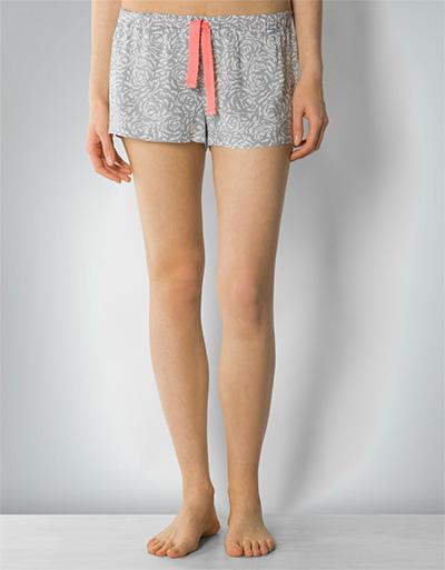 Dámské shorty QS1679E - Calvin Klein - Světle šedá/S