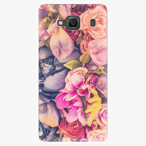 Plastový kryt iSaprio - Beauty Flowers - Xiaomi Redmi 2