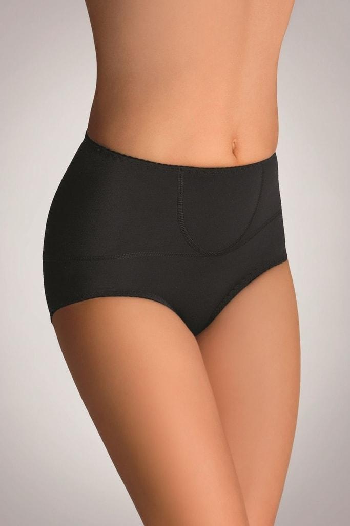 Dámské kalhotky ELDAR Vivien plus černé - 3XL