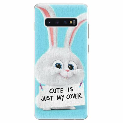 Plastový kryt iSaprio - My Cover - Samsung Galaxy S10+