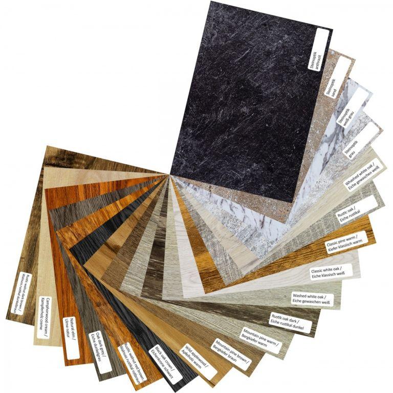 Stilista Vzorník vinylových podlah