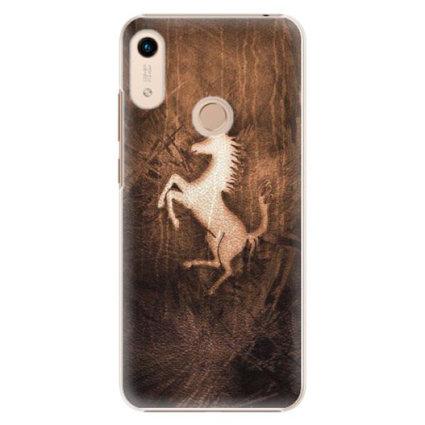 Plastové pouzdro iSaprio - Vintage Horse - Huawei Honor 8A