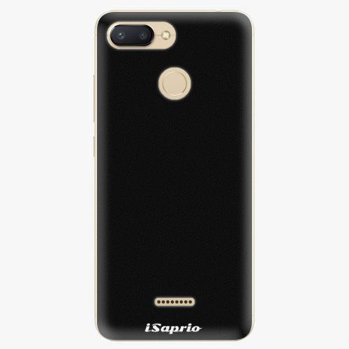 Plastový kryt iSaprio - 4Pure - černý - Xiaomi Redmi 6