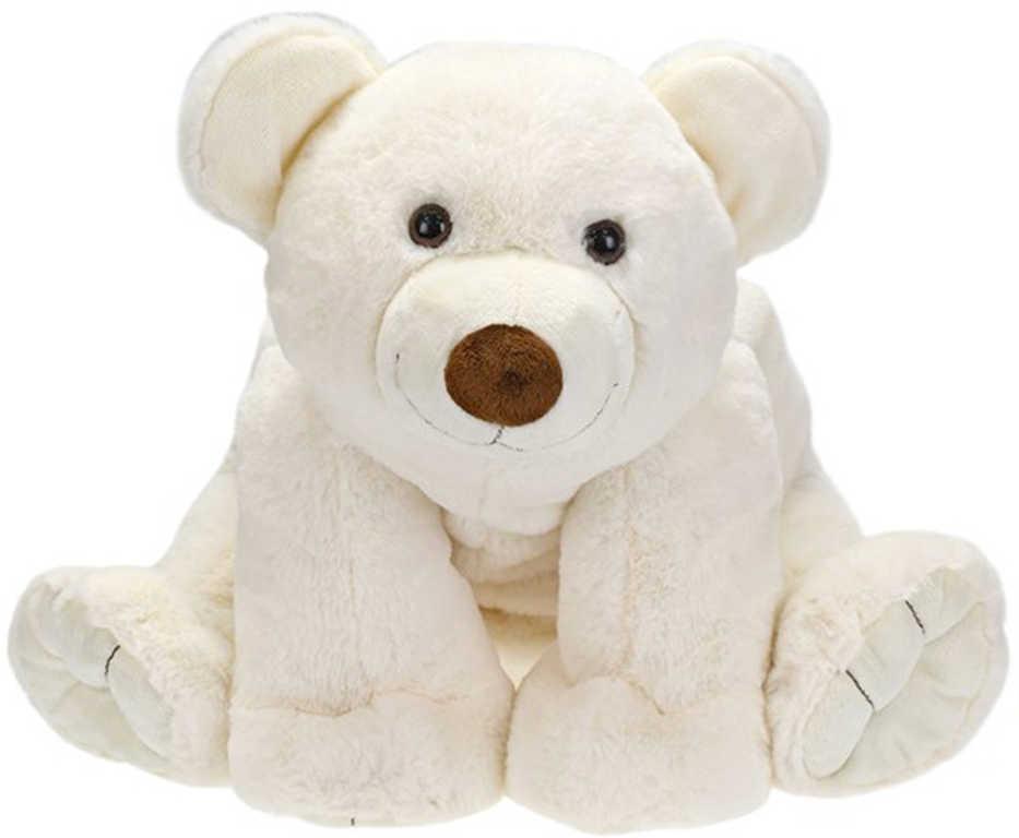 PLYŠ Lední medvěd 37cm sedící *PLYŠOVÉ HRAČKY*