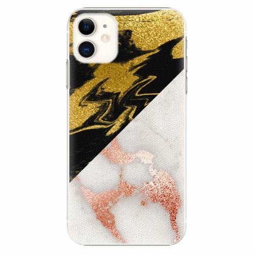 Plastový kryt iSaprio - Shining Marble - iPhone 11