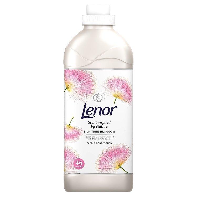 Lenor Silk Tree Blossom aviváž, 46 praní 1380 ml