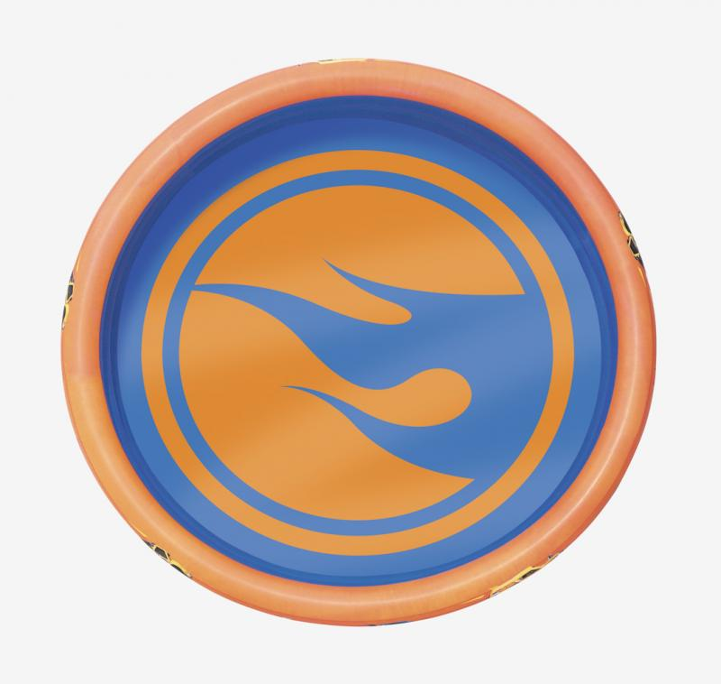 Nafukovací bazének Hot Wheels, průměr 1,22m, výška 25cm