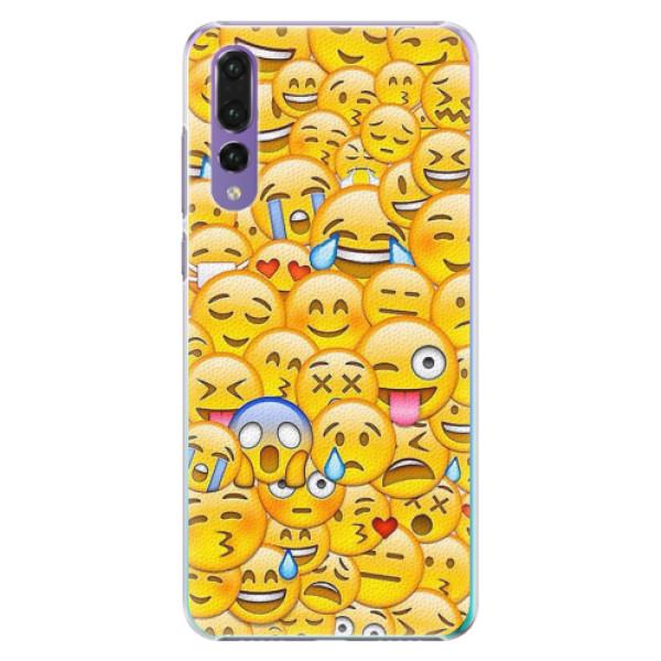 Plastové pouzdro iSaprio - Emoji - Huawei P20 Pro
