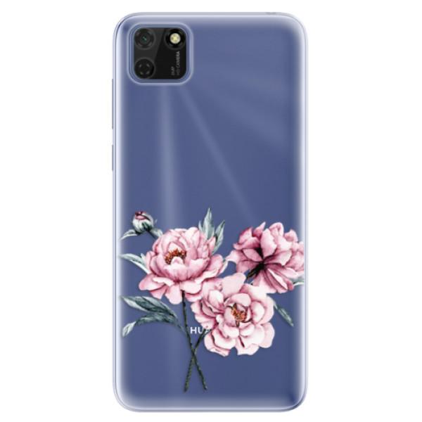 Odolné silikonové pouzdro iSaprio - Poeny - Huawei Y5p