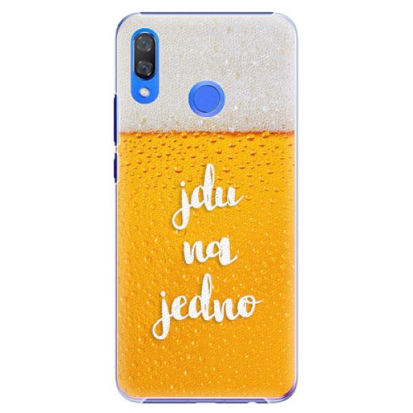 Plastové pouzdro iSaprio - Jdu na jedno - Huawei Y9 2019