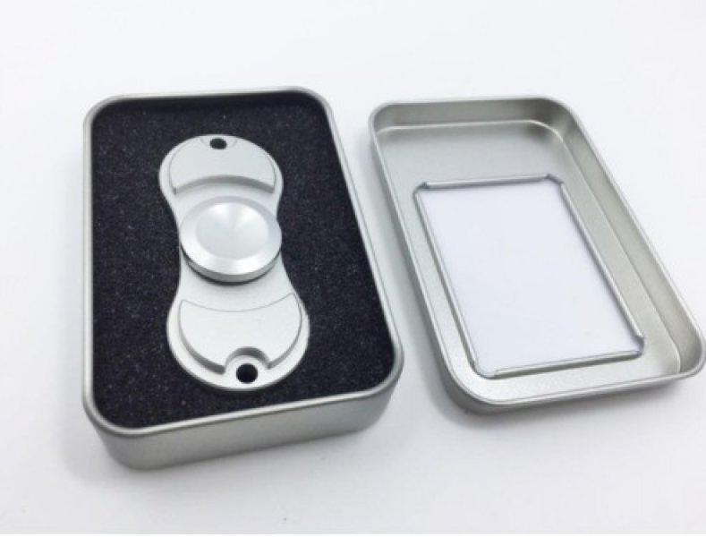 Fidget Spinner Metal DELUXE