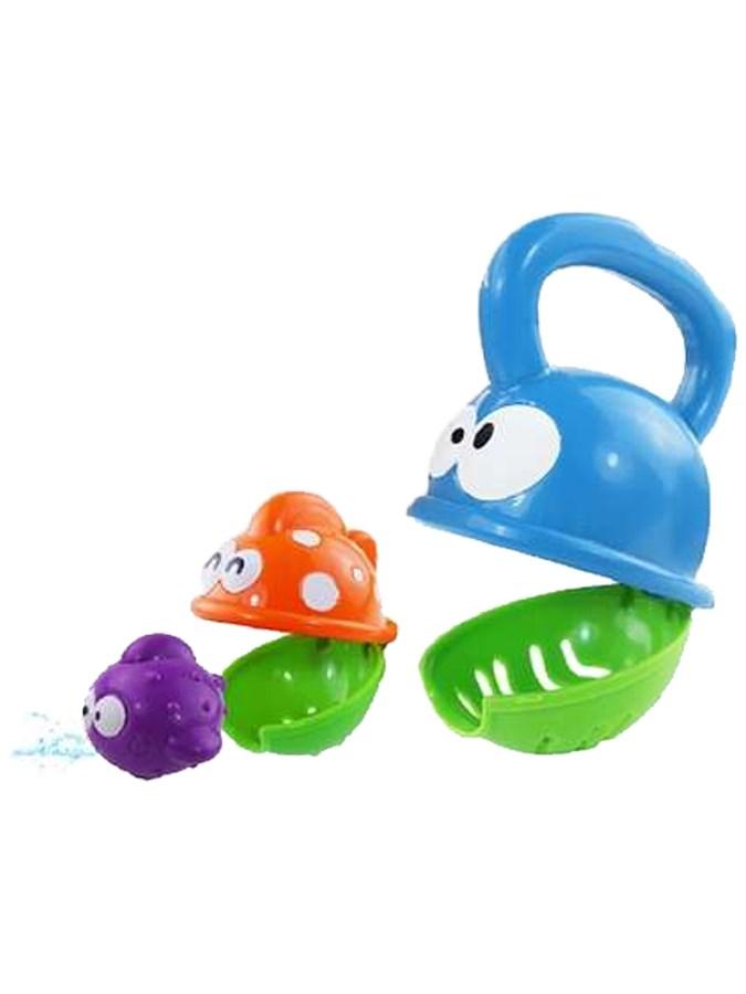 Dětská hračka do koupele Baby Mix papajíci rybka - dle obrázku