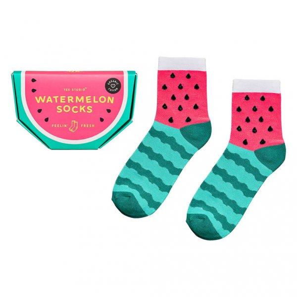 Ponožky vodní meloun