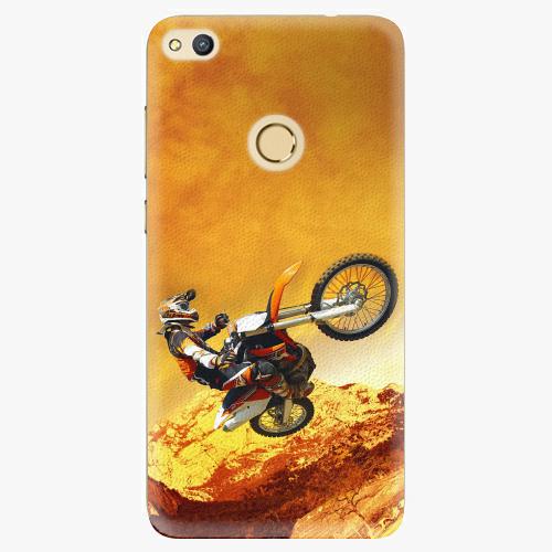 Plastový kryt iSaprio - Motocross - Huawei Honor 8 Lite
