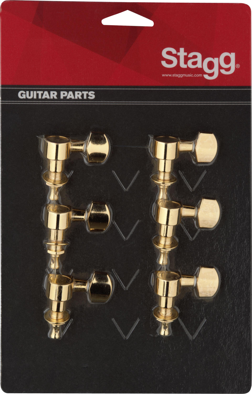 Stagg KG673GD, ladící mechanika pro kytaru