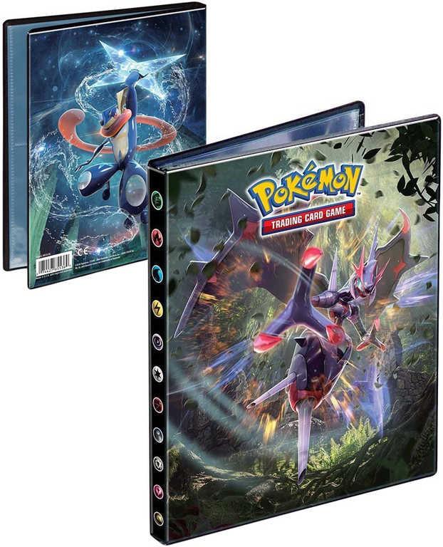 ADC HRA Pokémon SM6 Forbidden Light album sběratelské A5 pro 80 karet