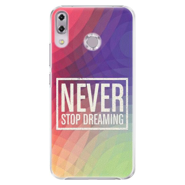Plastové pouzdro iSaprio - Dreaming - Asus ZenFone 5Z ZS620KL
