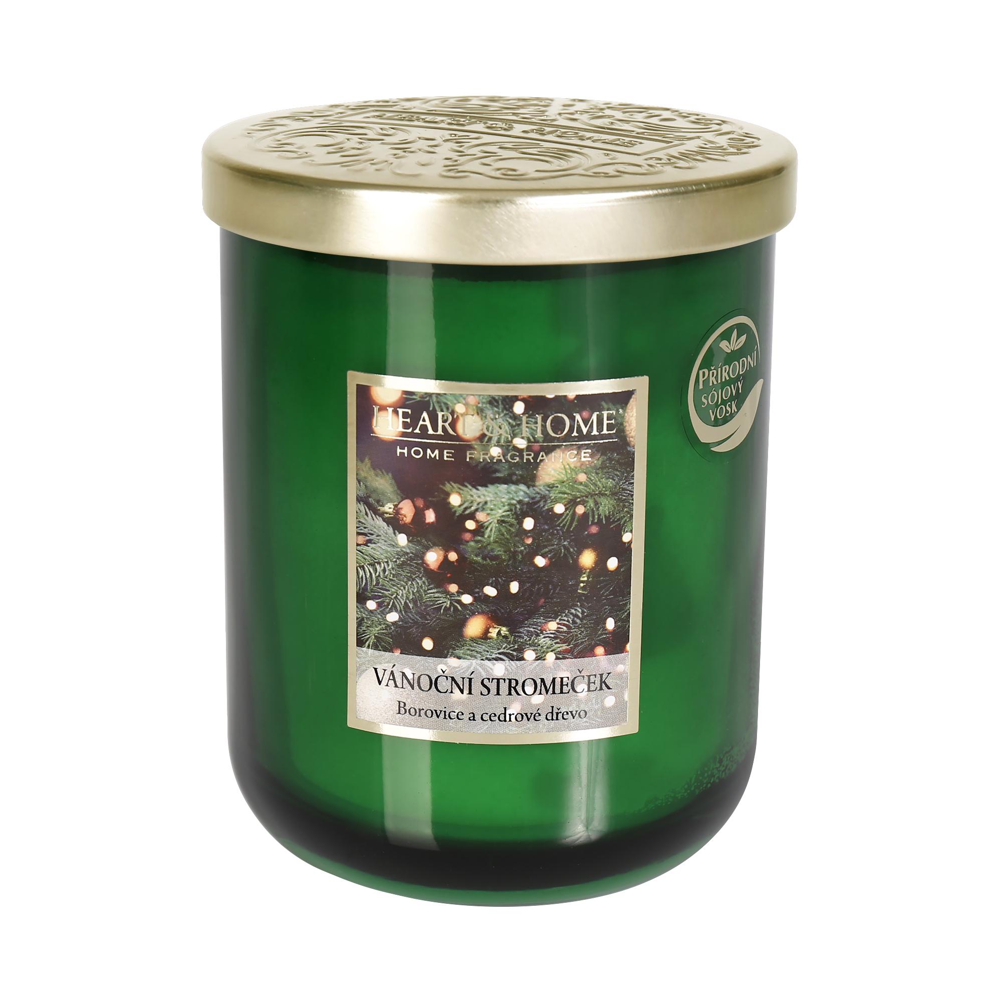 Velká svíčka - Vůně vánočního stromečku