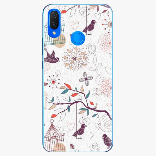 Plastový kryt iSaprio - Birds - Huawei Nova 3i