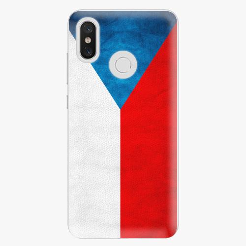 Plastový kryt iSaprio - Czech Flag - Xiaomi Mi 8
