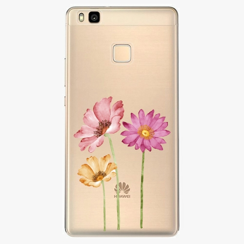 Plastový kryt iSaprio - Three Flowers - Huawei Ascend P9 Lite
