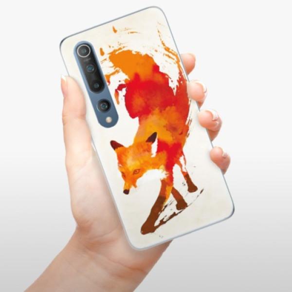 Odolné silikonové pouzdro iSaprio - Fast Fox - Xiaomi Mi 10 / Mi 10 Pro