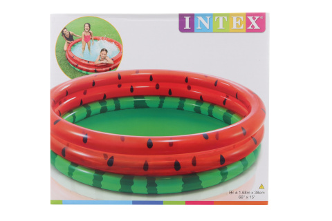 INTEX Bazén meloun