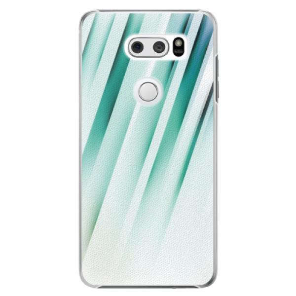 Plastové pouzdro iSaprio - Stripes of Glass - LG V30