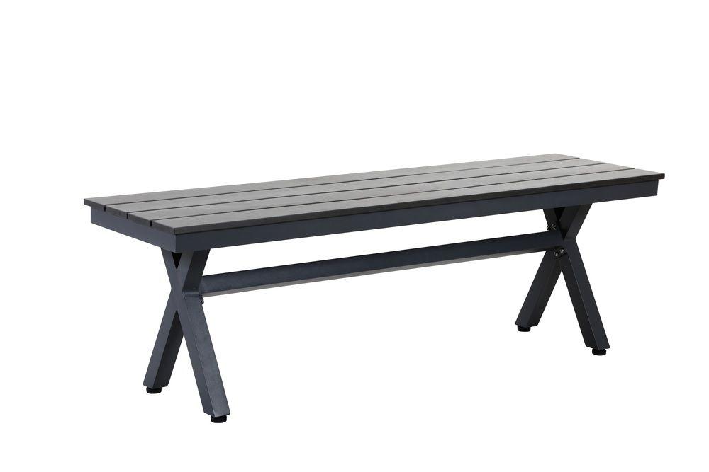 Zahradní lavice XENA - 2 ks