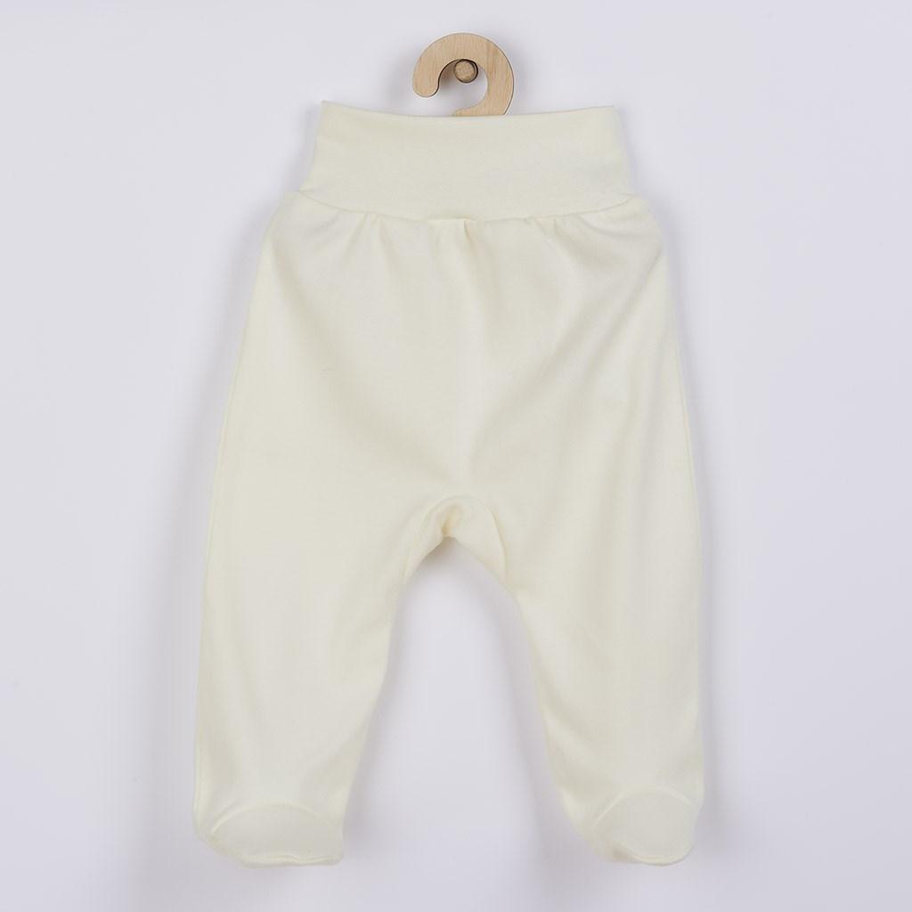 Kojenecké polodupačky New Baby - béžová/74 (6-9m)
