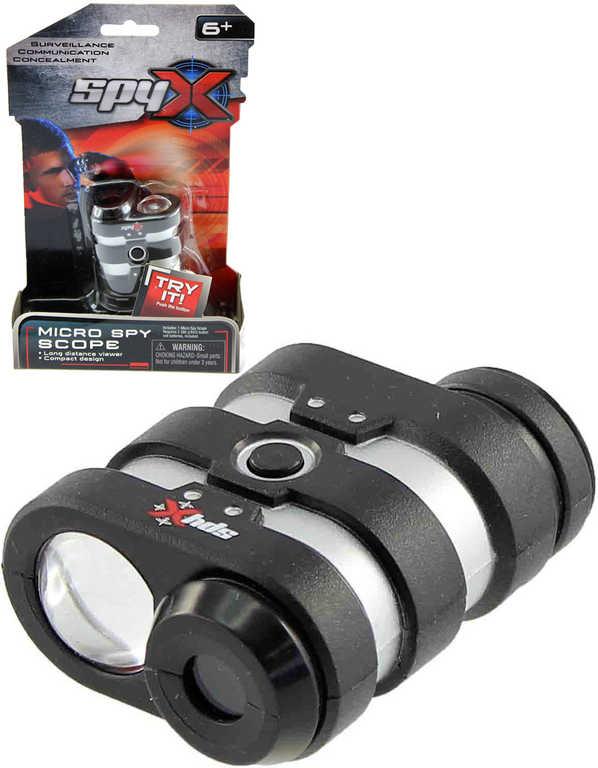 EP Line SpyX Mini dalekohled dětský špionský na baterie