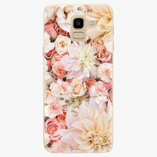 Flower Pattern 06   Samsung Galaxy J6
