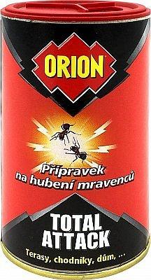 Orion Total Attack přípravek na hubení mravenců, 120 g