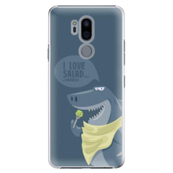 Plastové pouzdro iSaprio - Love Salad - LG G7