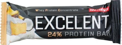 Excelent 24% Protein Bar - 40g-limetka-papaya