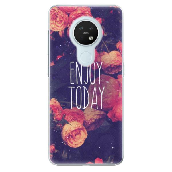 Plastové pouzdro iSaprio - Enjoy Today - Nokia 7.2