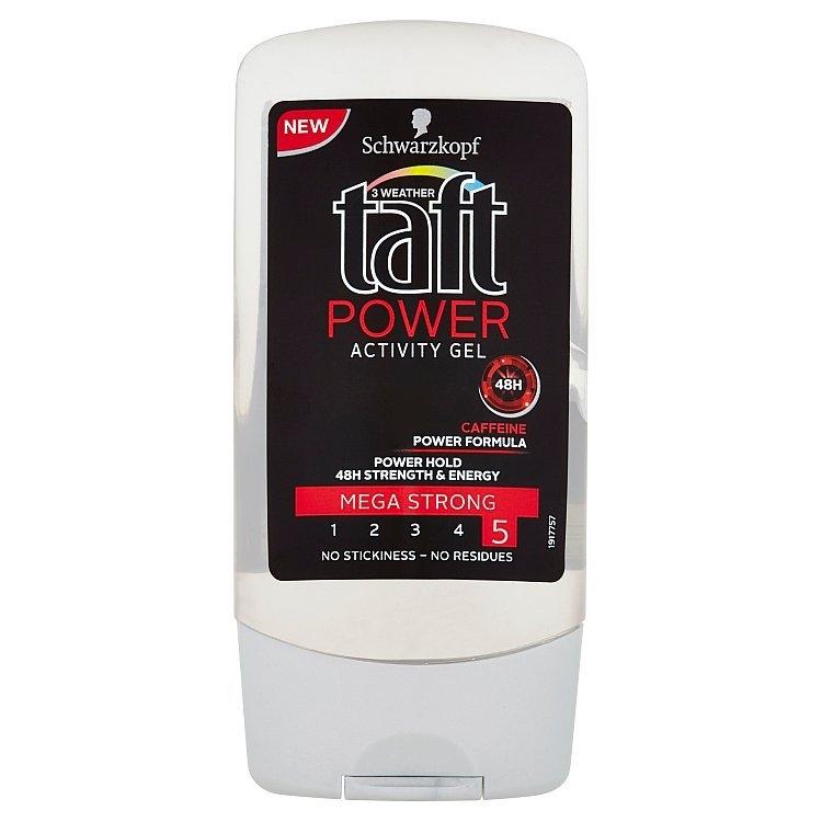 Taft Power Activity stylingový gel 150 ml