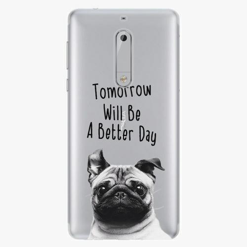 Plastový kryt iSaprio - Better Day 01 - Nokia 5