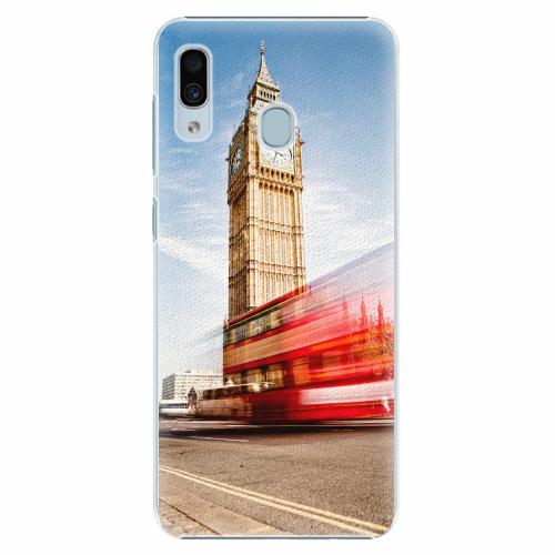 Plastový kryt iSaprio - London 01 - Samsung Galaxy A30