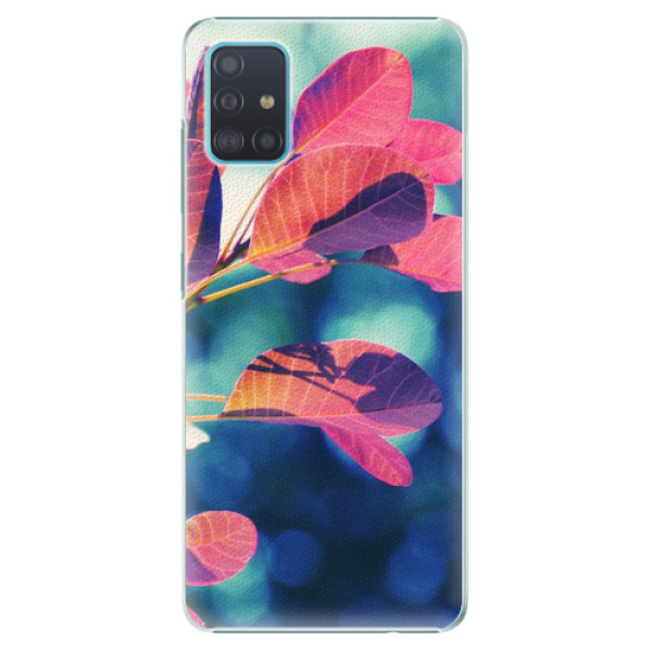 Plastové pouzdro iSaprio - Autumn 01 - Samsung Galaxy A51