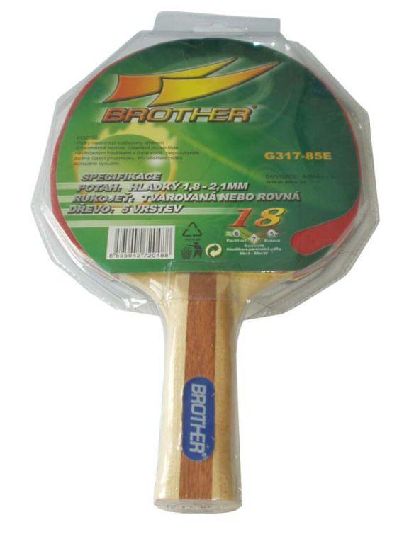Pálka na stolní tenis (Pingpongová pálka) 3-star