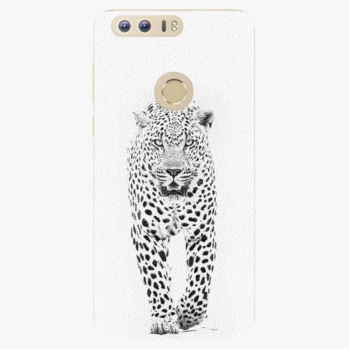 Plastový kryt iSaprio - White Jaguar - Huawei Honor 8