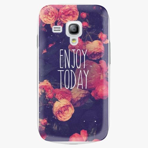 Plastový kryt iSaprio - Enjoy Today - Samsung Galaxy S3 Mini