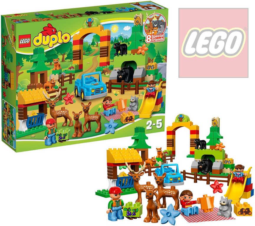 LEGO DUPLO Lesopark 10584 STAVEBNICE