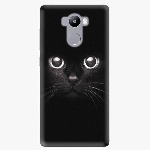 Plastový kryt iSaprio - Black Cat - Xiaomi Redmi 4 / 4 PRO / 4 PRIME